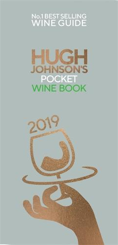 Hugh Johnson's Pocket Wine Book 2019 (Hardback)