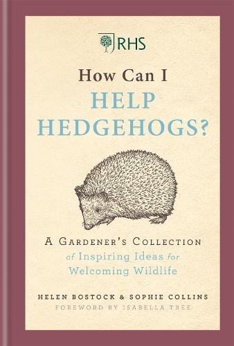 RHS How Can I Help Hedgehogs?: A Gardener's Collection of Inspiring Ideas for Welcoming Wildlife (Hardback)