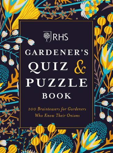 RHS Gardener's Quiz & Puzzle Book
