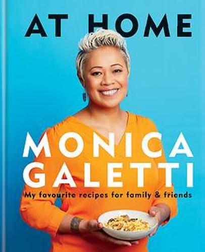 At Home: My favourite recipes for family and friends (Hardback)
