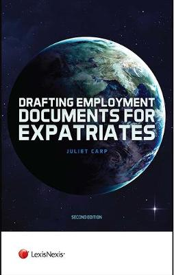 Drafting Employment Documents for Expatriates (Hardback)