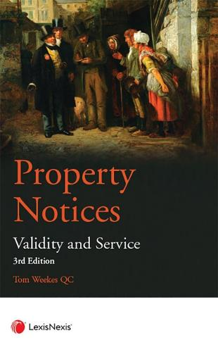 Property Notices: Validity and Service (Paperback)