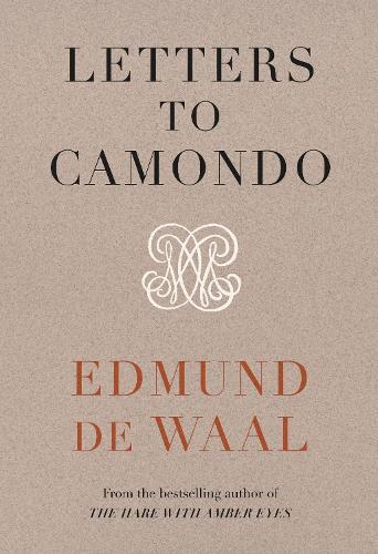 Letters to Camondo (Hardback)