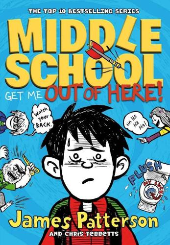 Middle School: Get Me Out of Here!: (Middle School 2) - Middle School (Paperback)