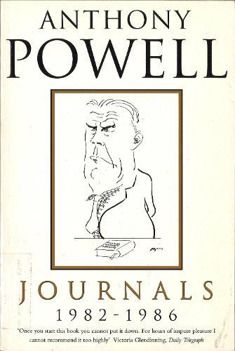 Journals 1982 (Paperback)