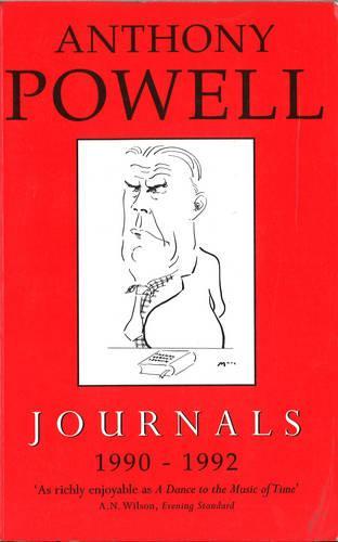 Journals 1990-1992 (Paperback)