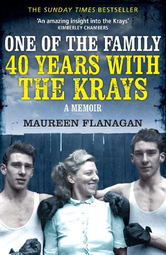 One of the Family: 40 Years with the Krays (Paperback)