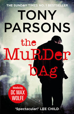 The Murder Bag: (DC Max Wolfe) - DC Max Wolfe (Paperback)