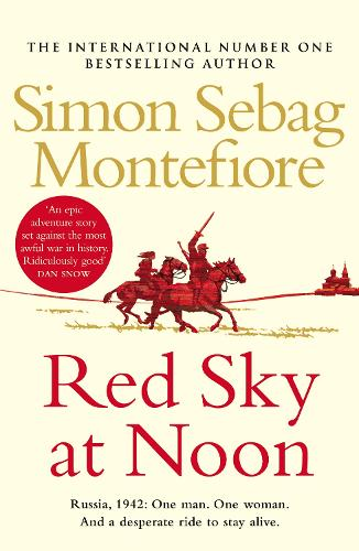Red Sky at Noon - The Moscow Trilogy (Paperback)