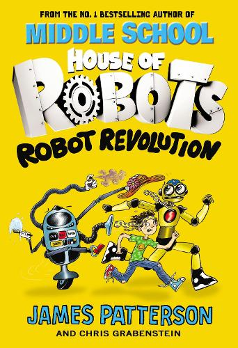 House of Robots: Robot Revolution - House of Robots (Paperback)