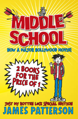 Middle School: Just My Rotten Luck (Paperback)