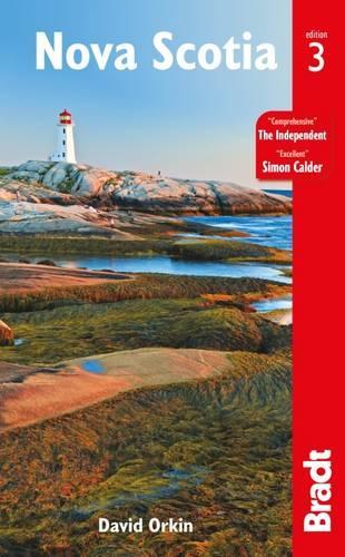 Nova Scotia Bradt Guide - Bradt Travel Guides (Paperback)