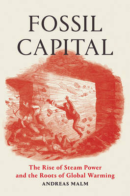 Fossil Capital: The Rise of Steam-Power and the Roots of Global Warming (Paperback)