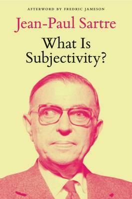 What is Subjectivity? (Hardback)