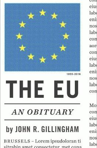 The Eu: An Obituary (Paperback)