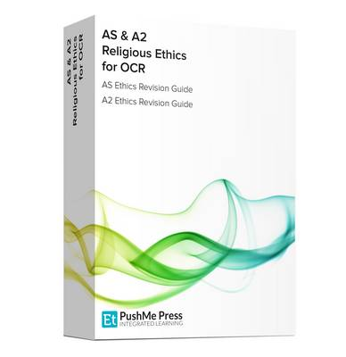 AS & A2 Religious Ethics for OCR Revision Guides (Paperback)
