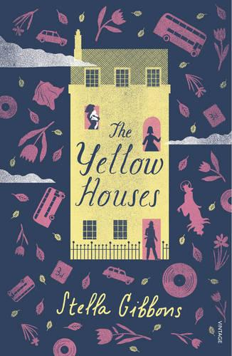The Yellow Houses (Paperback)
