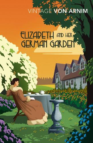 Elizabeth and her German Garden (Paperback)
