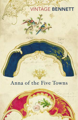 Anna of the Five Towns (Paperback)