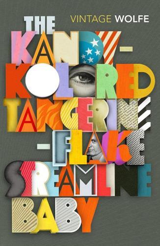 The Kandy-Kolored Tangerine-Flake Streamline Baby (Paperback)