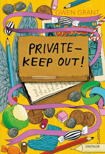 5235f7db4909d Private - Keep Out! (Paperback)