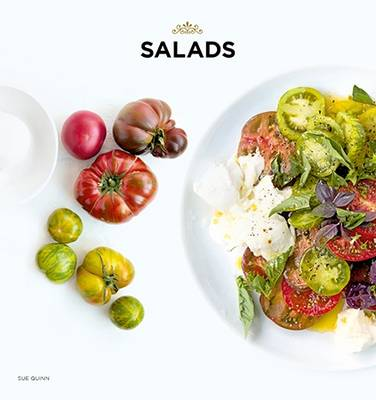 Salads: Over 60 satisfying salads for lunch and dinner - Ready to Eat (Paperback)