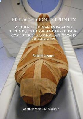 Prepared for Eternity: A study of human embalming techniques in ancient Egypt using computerised tomography scans of mummies (Paperback)