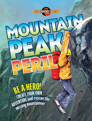 Geography Quest: Mountain Peak Peril (Paperback)