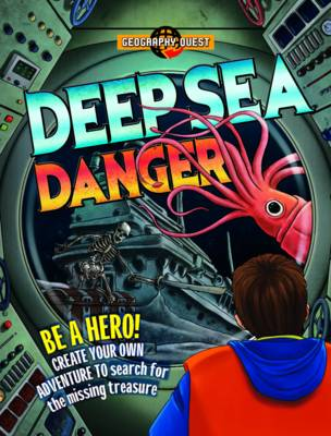 Geography Quest: Deep Sea Danger (Paperback)