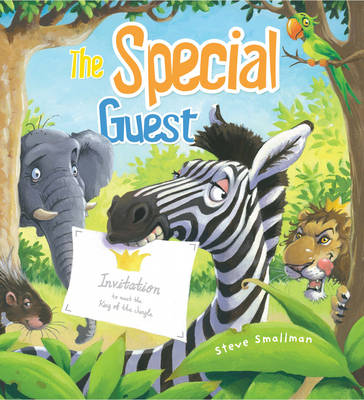 Storytime: The Special Guest - Storytime (Hardback)