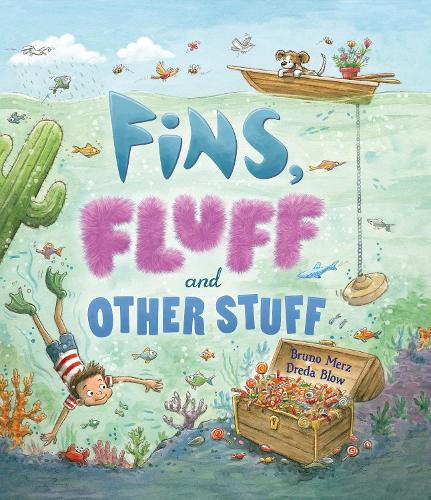 Storytime: Fins, Fluff and Other Stuff (Paperback)