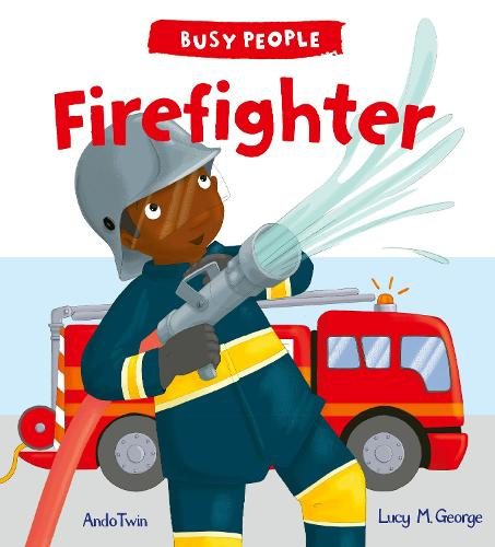 Firefighter (Busy People) (Paperback)