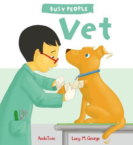 Busy People: Vet (Paperback)