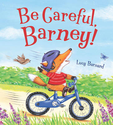 Storytime: be Careful, Barney (Paperback)