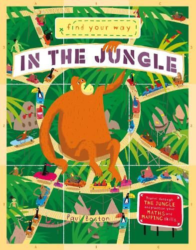 Find Your Way In the Jungle - Find Your Way (Paperback)