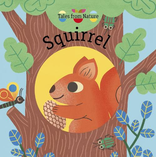 Squirrel - Tales from Nature (Board book)