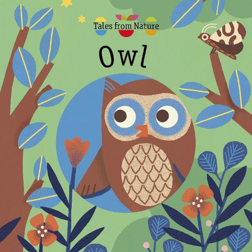 Owl - Tales from Nature (Board book)