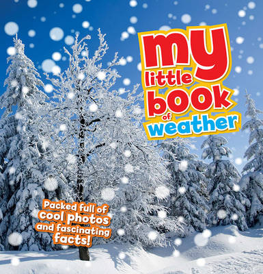 My Little Book of Weather (Hardback)