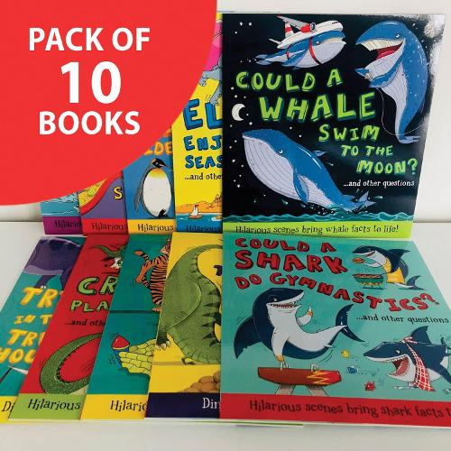 What If (pack of 10 books): Animal facts brought to life! - What If A...
