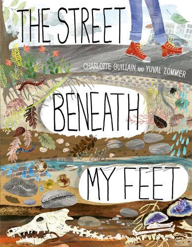 The Street Beneath My Feet (Hardback)