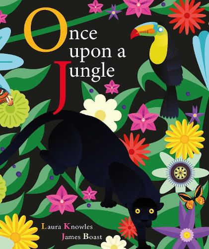 Once Upon a Jungle (Hardback)
