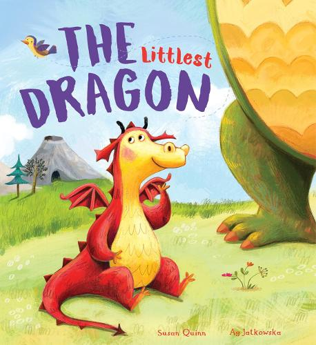 Storytime: The Littlest Dragon - Storytime (Hardback)