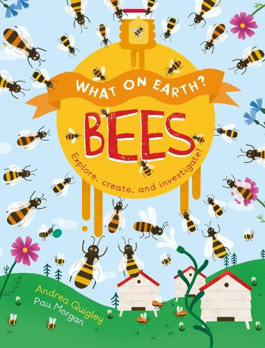 What On Earth?: Bees: Explore, create and investigate! - What On Earth? (Paperback)