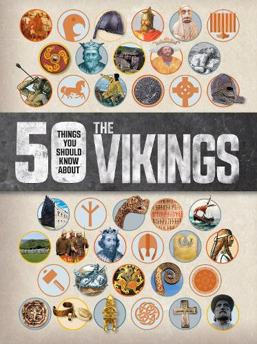 50 Things You Should Know About the Vikings - 50 Things You Should Know About (Paperback)