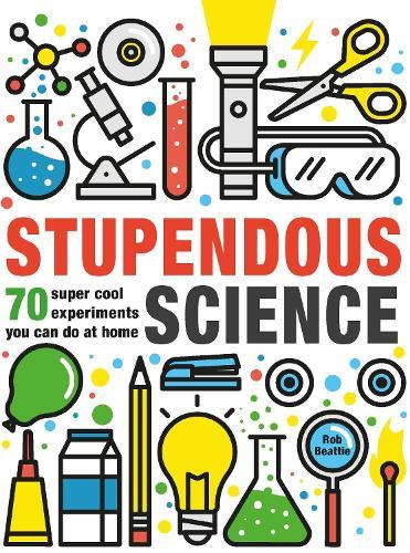 Stupendous Science - STEAM Activities (Paperback)