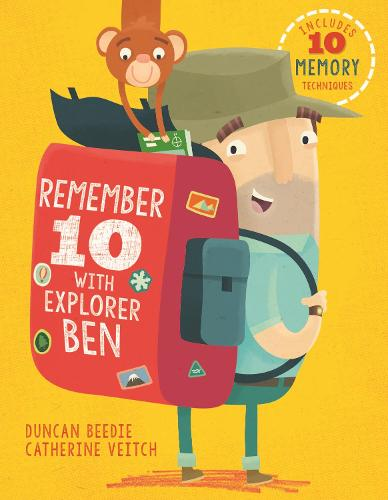 Remember 10 With Explorer Ben (Hardback)