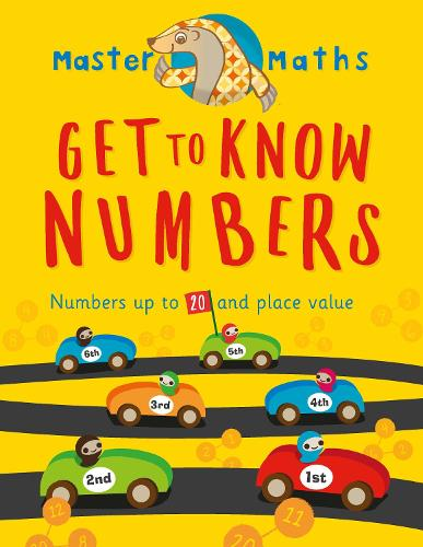 Master Maths Book 1: Get to Know Numbers: Numbers up to 100 and place value - Master Maths (Paperback)
