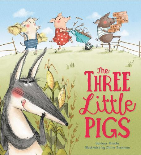 Storytime Classics: The Three Little Pigs - Storytime Classics (Hardback)