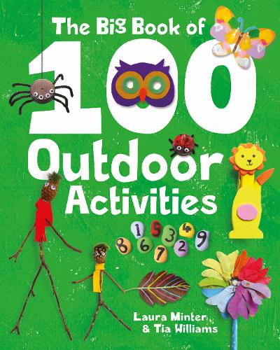 The 'Big Book of 100 Outdoor Activities - Little Button Diaries (Paperback)