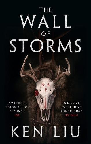 The Wall of Storms - The Dandelion Dynasty 2 (Paperback)